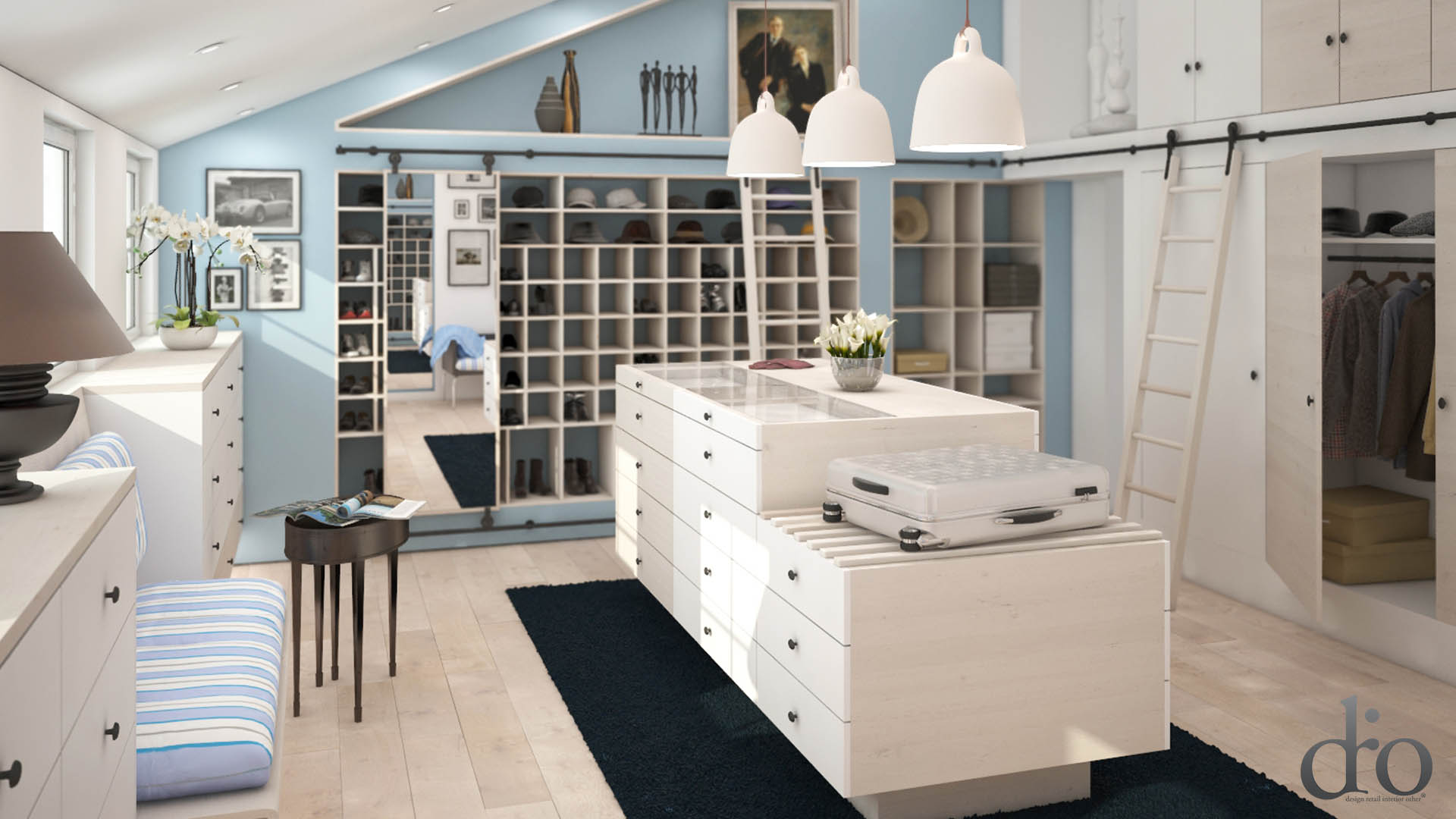 ladenbau hannover innenarchitekt hannover im drio design. Black Bedroom Furniture Sets. Home Design Ideas